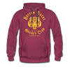 Boston Tigers Hoodie (Premium) - burgundy