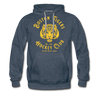 Boston Tigers Hoodie (Premium) - heather denim