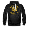 Boston Tigers Hoodie (Premium) - charcoal gray