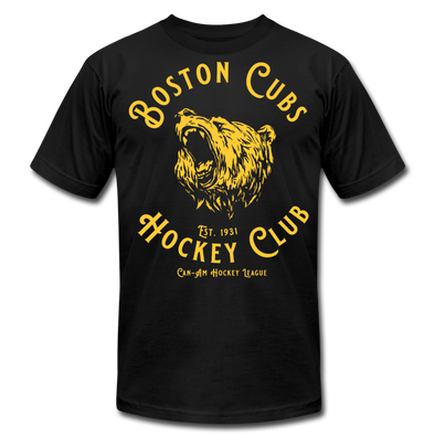 Boston Cubs T-Shirt (Premium) - black