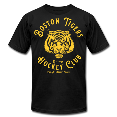 Boston Tigers T-Shirt (Premium) - black