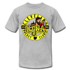 Cleveland Lumberjacks Circular Logo T-Shirt (Premium) - heather gray
