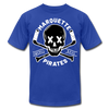 Marquette Pirates Dark T-Shirt (Premium) - royal blue