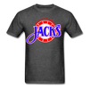 Baltimore Skipjacks Alt T-Shirt - heather black