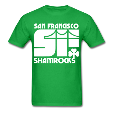 San Francisco Shamrocks T-Shirt - bright green
