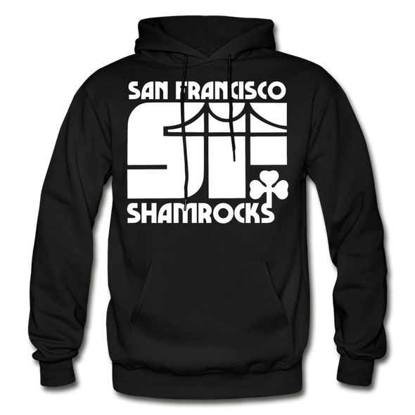 San Francisco Shamrocks Hoodie - black