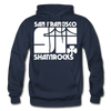 San Francisco Shamrocks Hoodie - navy