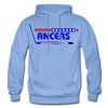 Virginia Lancers Hoodie - carolina blue