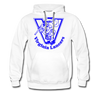 Virginia Lancers Knight Hoodie (Premium) - white