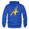 Mohawk Valley Stars Hoodie - royal blue