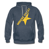 Mohawk Valley Stars Hoodie (Premium) - heather denim