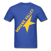 Mohawk Valley Stars T-Shirt - royal blue