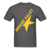 Mohawk Valley Stars T-Shirt - charcoal