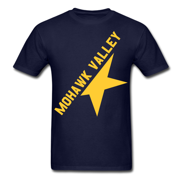 Mohawk Valley Stars T-Shirt - navy