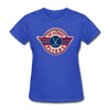 St. Louis Flyers Women's T-Shirt - royal blue