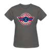 St. Louis Flyers Women's T-Shirt - charcoal