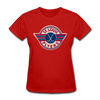 St. Louis Flyers Women's T-Shirt - red