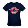 St. Louis Flyers Women's T-Shirt - navy