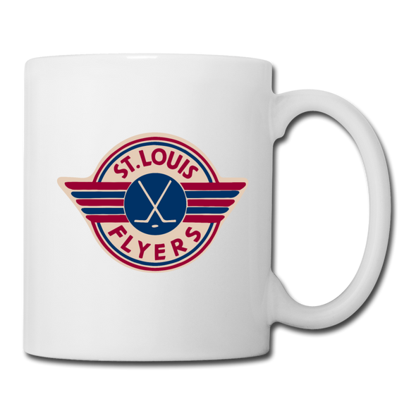 St. Louis Flyers Mug - white