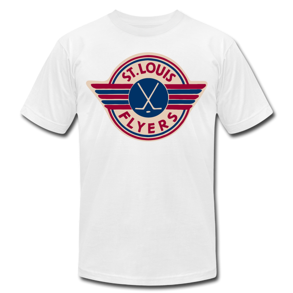 St. Louis Flyers T-Shirt (Premium) - white