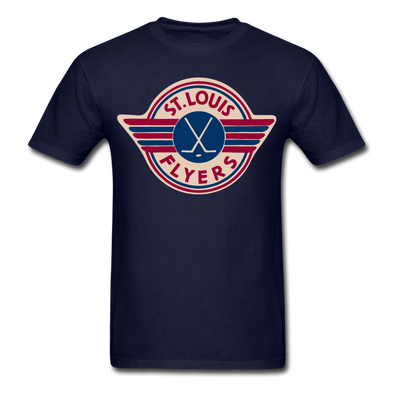 St. Louis Flyers T-Shirt - navy