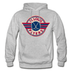 St. Louis Flyers Hoodie - heather gray