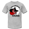 Columbus Owls T-Shirt (Premium) - heather gray