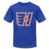Halifax Highlanders Glatt 69 T-Shirt (Premium) - royal blue