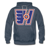 Halifax Highlanders Laflamme 70 Hoodie (Premium) - heather denim