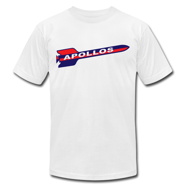 Houston Apollos Rocket T-Shirt (Premium) - white