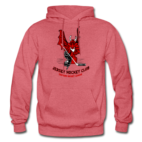 Jersey EHL Hoodie - heather red