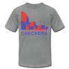 Indianapolis Checkers T-Shirt (Premium) - slate
