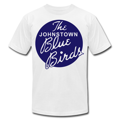 Johnstown Blue Birds T-Shirt (Premium) - white