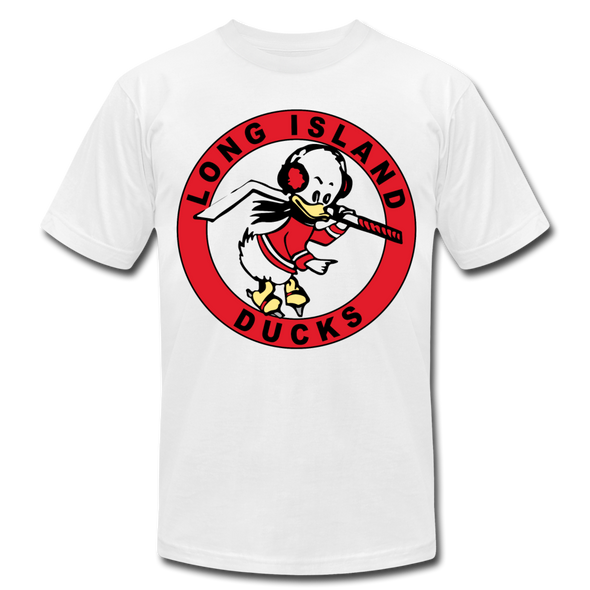 Long Island Ducks 1960s T-Shirt (Premium) - white