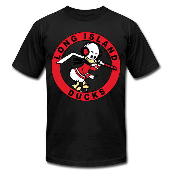 Long Island Ducks 1960s T-Shirt (Premium) - black
