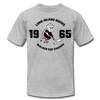 Long Island Ducks 1965 Walker Cup Champions T-Shirt (Premium) - heather gray
