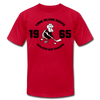 Long Island Ducks 1965 Walker Cup Champions T-Shirt (Premium) - red