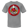 Long Island Ducks 1970s T-Shirt (Premium) - slate