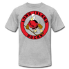 Long Island Ducks 1970s T-Shirt (Premium) - heather gray