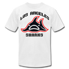Los Angeles Sharks T-Shirt (Premium) - white