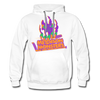 Madison Monsters Halloween Hoodie (Premium) - white