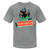 Madison Monsters T-Shirt (Premium) - slate