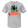 Madison Monsters T-Shirt (Premium) - heather gray