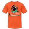 Madison Monsters T-Shirt (Premium) - orange