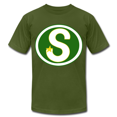 Memphis South Stars T-Shirt (Premium) - olive