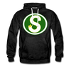 Memphis South Stars Hoodie (Premium) - charcoal gray