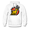 Michigan Stags Hoodie (Premium) - white