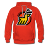 Michigan Stags Hoodie (Premium) - red