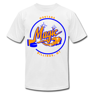 Montana Magic T-Shirt (Premium) - white