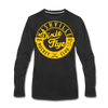 Nashville Dixie Flyers Circular Dated Long Sleeve T-Shirt (Premium) - black